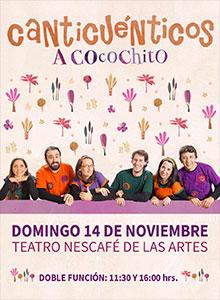 Canticuénticos - 14 noviembre 2021